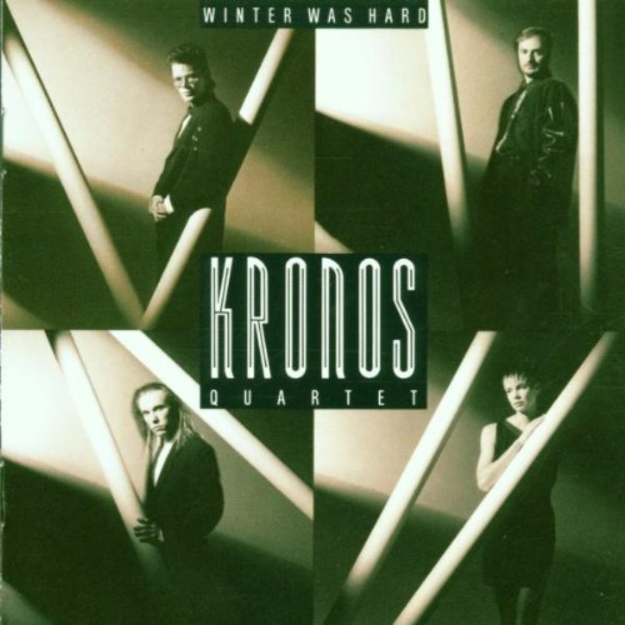 Cover of Kronos Quartet : Winter Was Hard