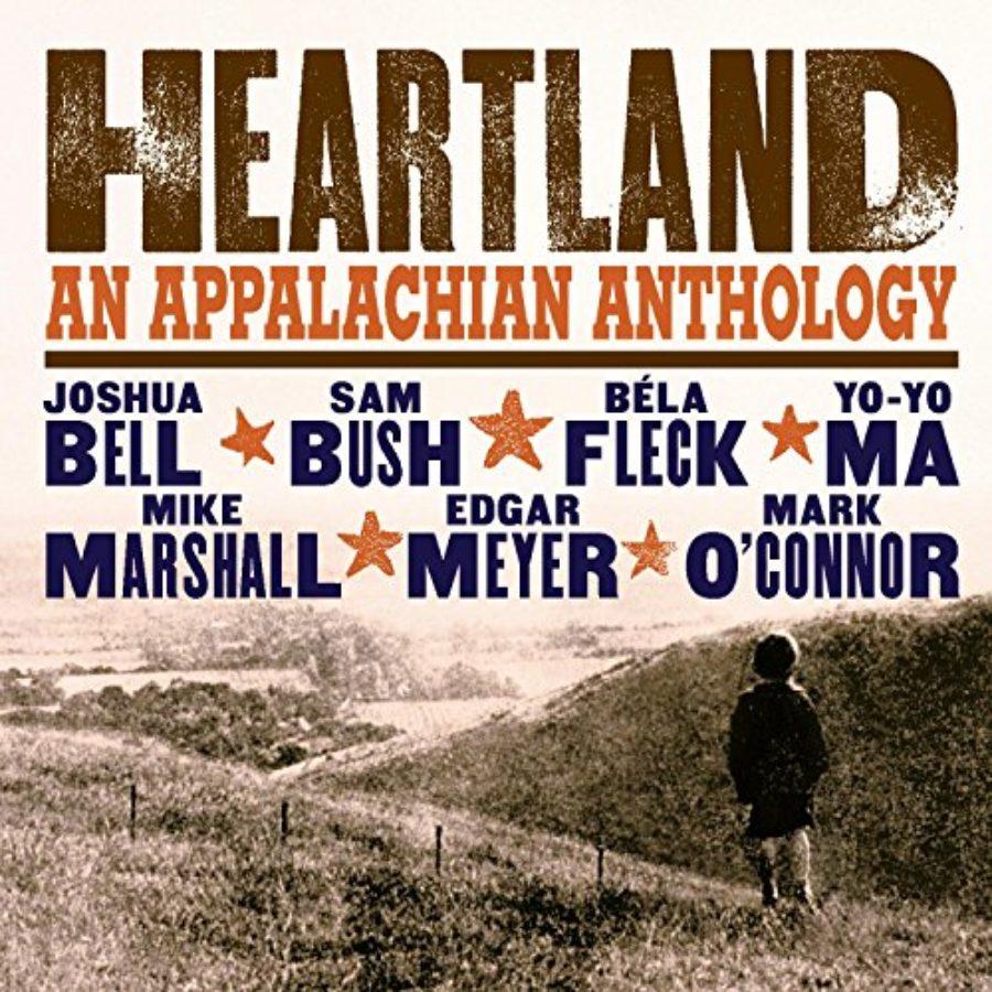 Cover of Heartland: An Appalachian Anthology