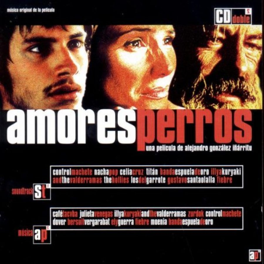 Cover of Amores Perros (2000 Film)