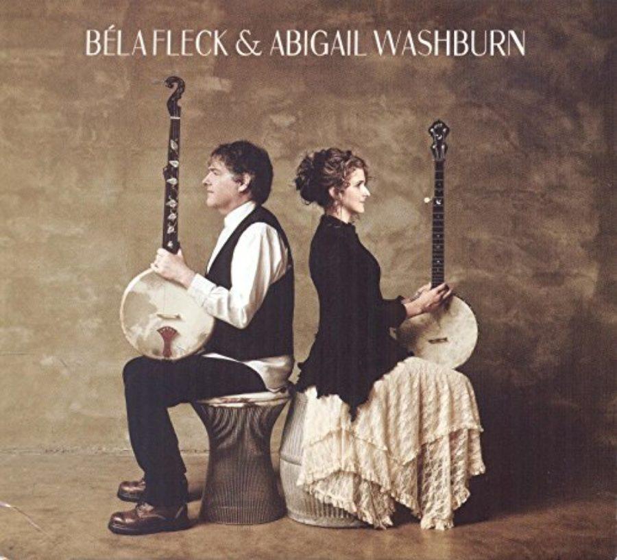 Cover of Bela Fleck & Abigail Washburn