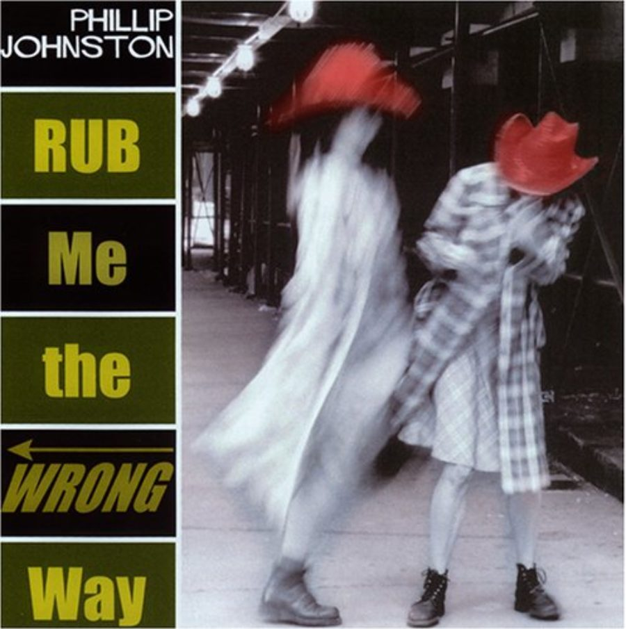 Cover of RUB ME THE WRONG WAY