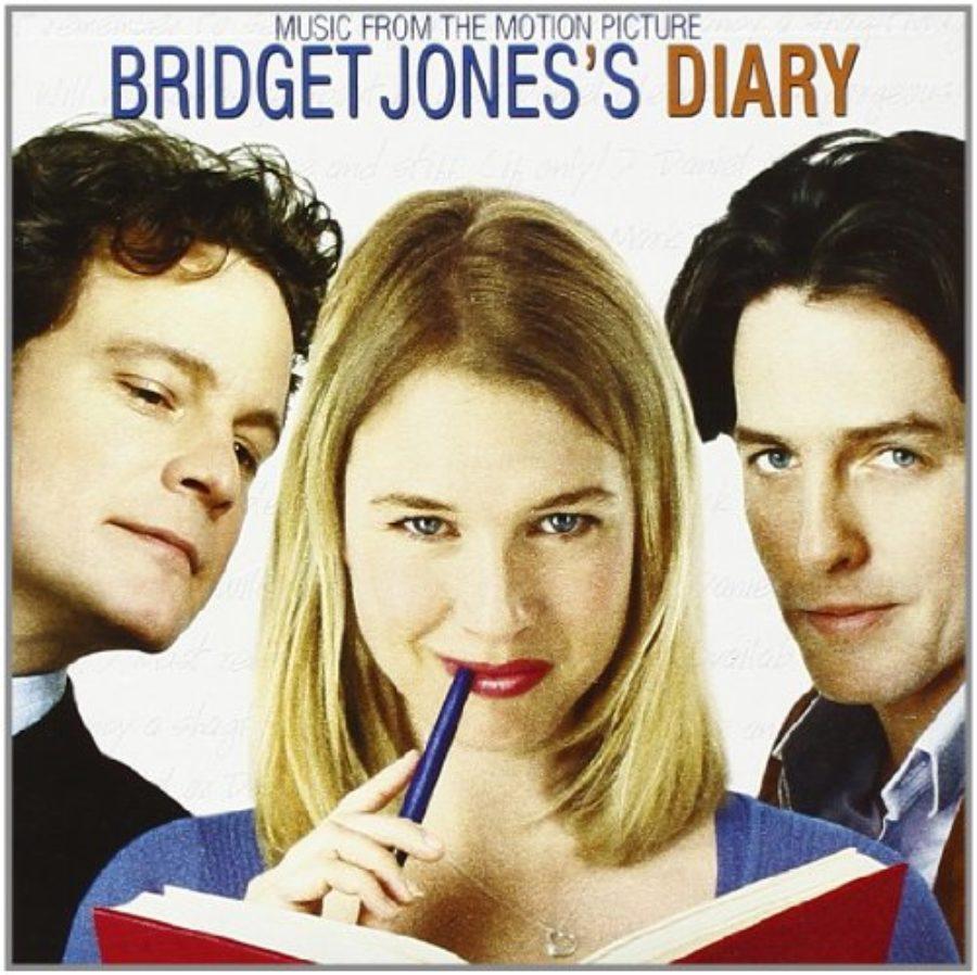 Cover of Bridget Jones's Diary