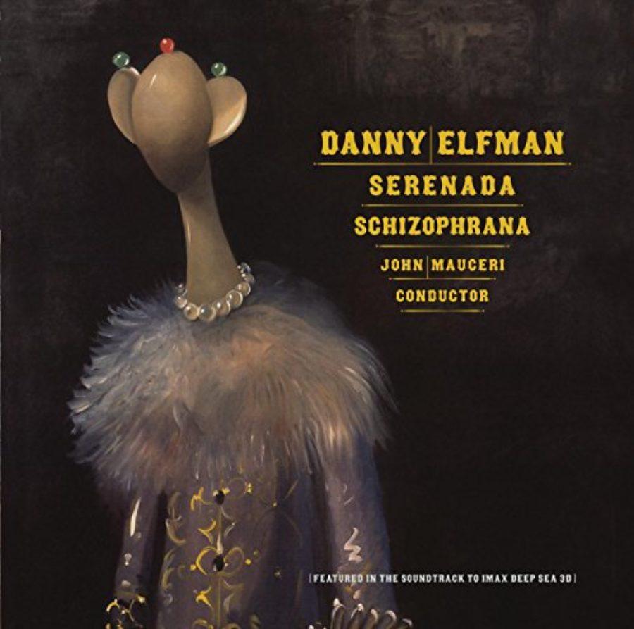 Cover of Serenada Schizophrana