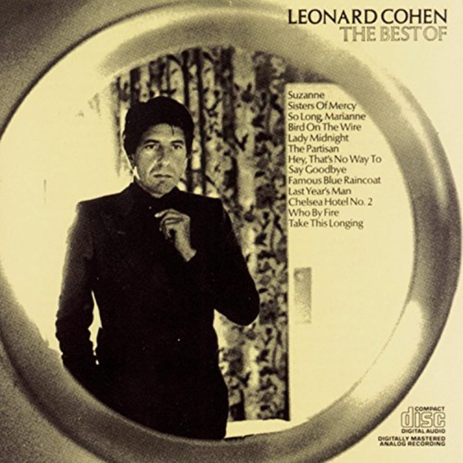 Cover of The Best of Leonard Cohen