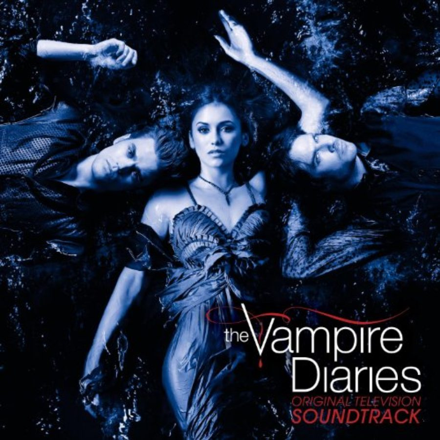 Cover of The Vampire Diaries: Original Television Soundtrack