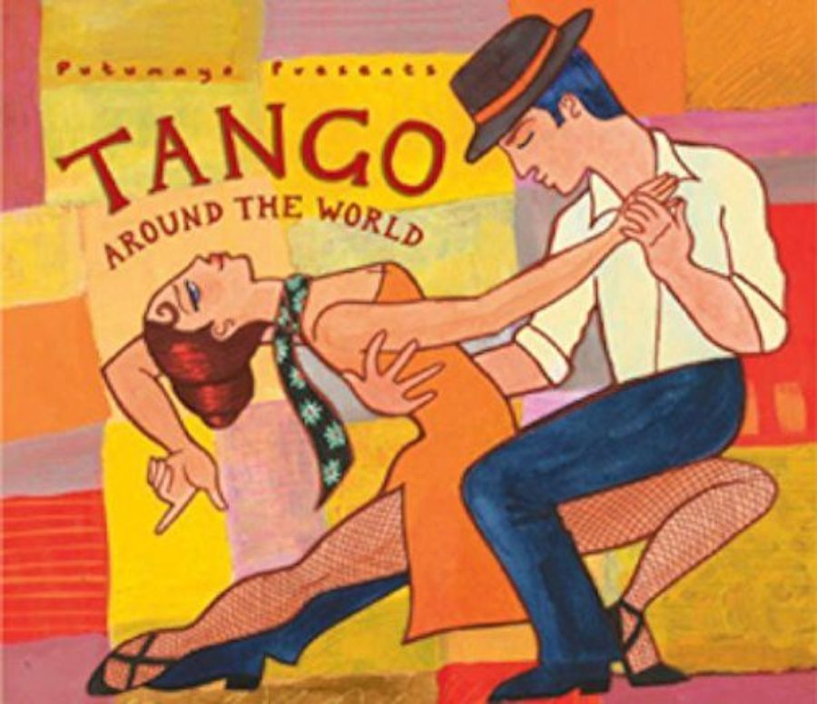 Cover of Tango Around the World