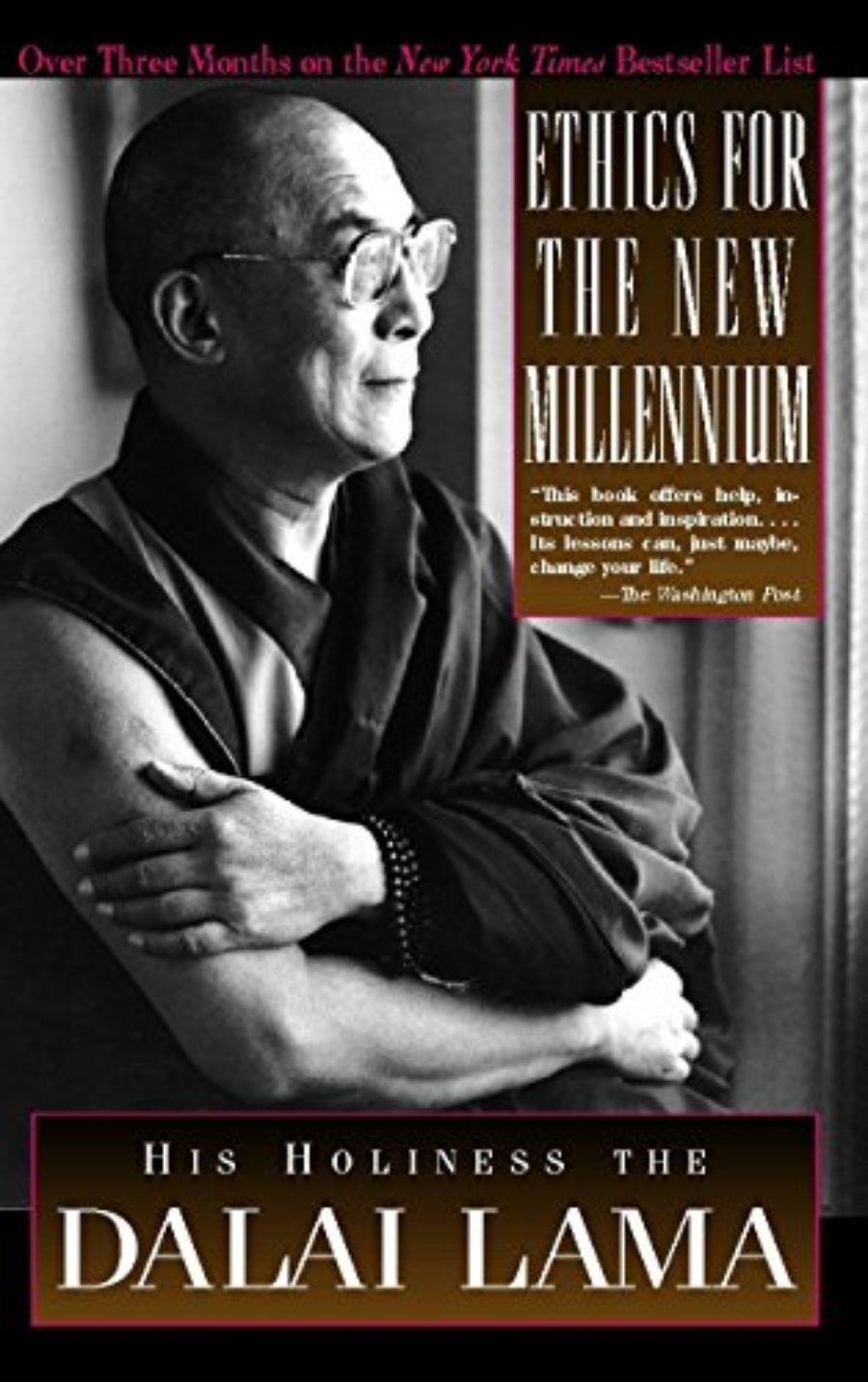 Cover of Ethics for the New Millennium