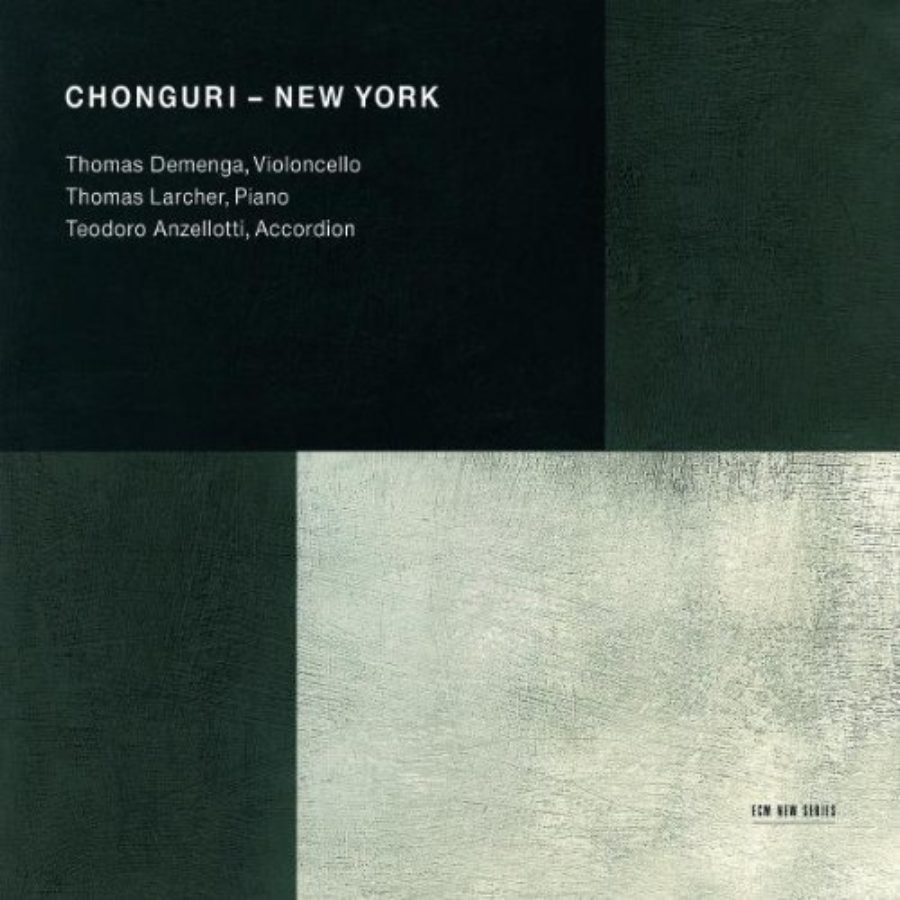 Cover of Tchonguri