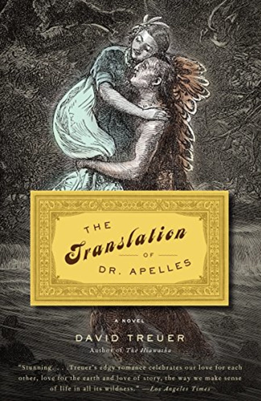 Cover of The Translation of Dr. Apelles (Vintage Contemporaries)