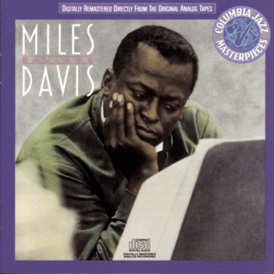 Cover of Ballads: Miles Davis [Columbia]