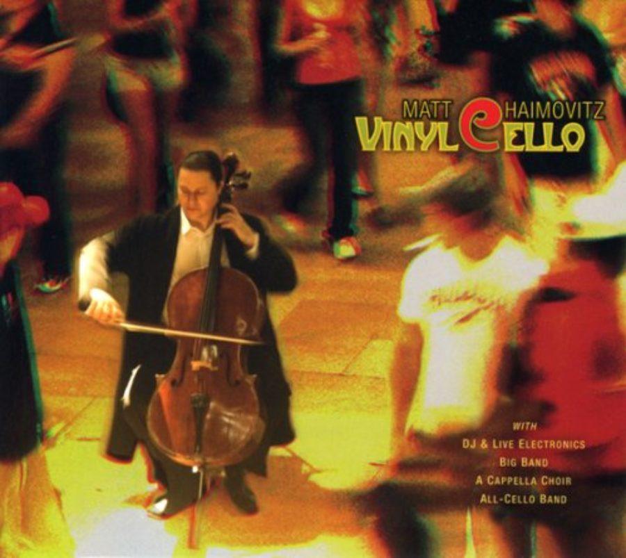 Cover of Vinyl Cello
