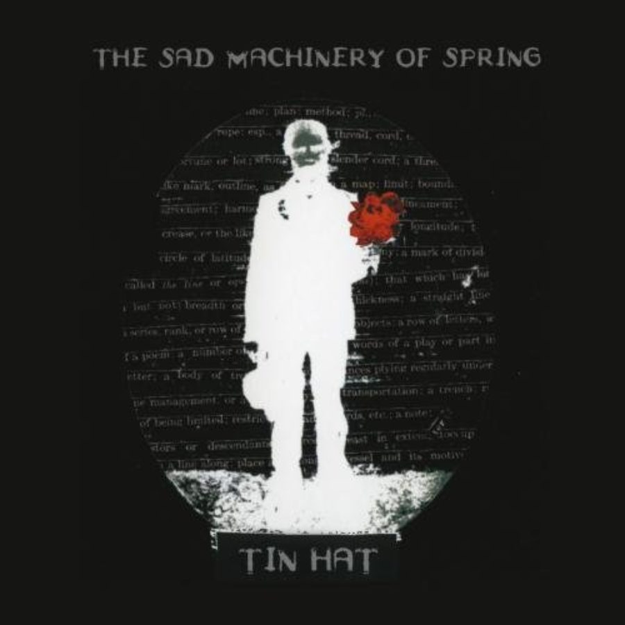 Cover of The Sad Machinery Of Spring