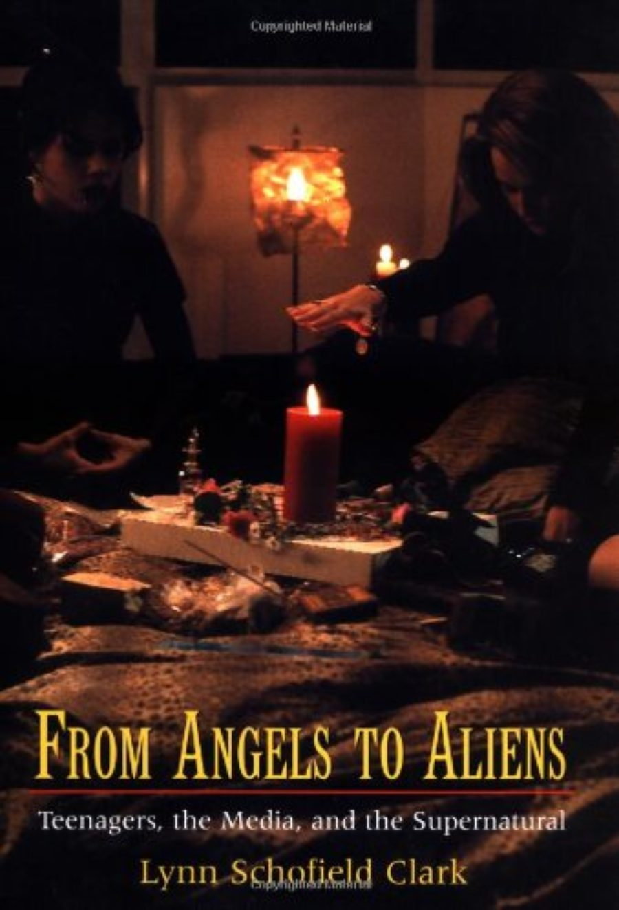 Cover of From Angels to Aliens: Teenagers, the Media, and the Supernatural