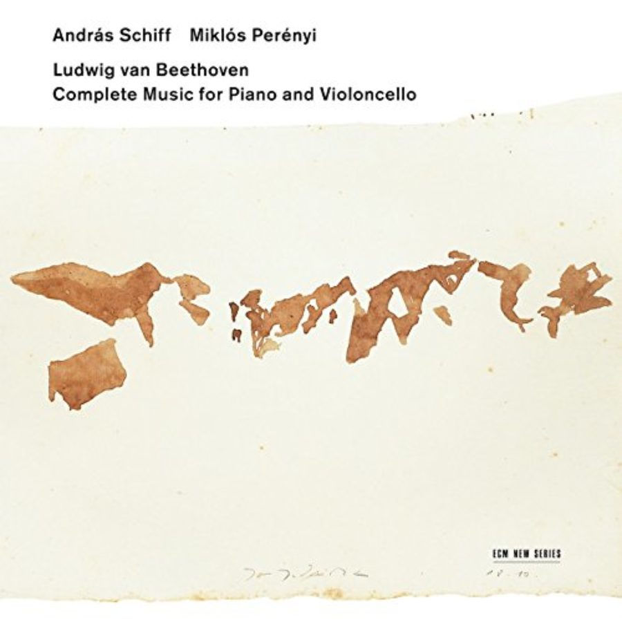 Cover of Complete Music for Piano & Violoncello