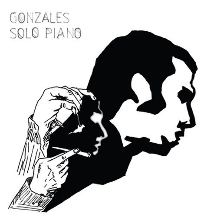 Cover of Solo Piano