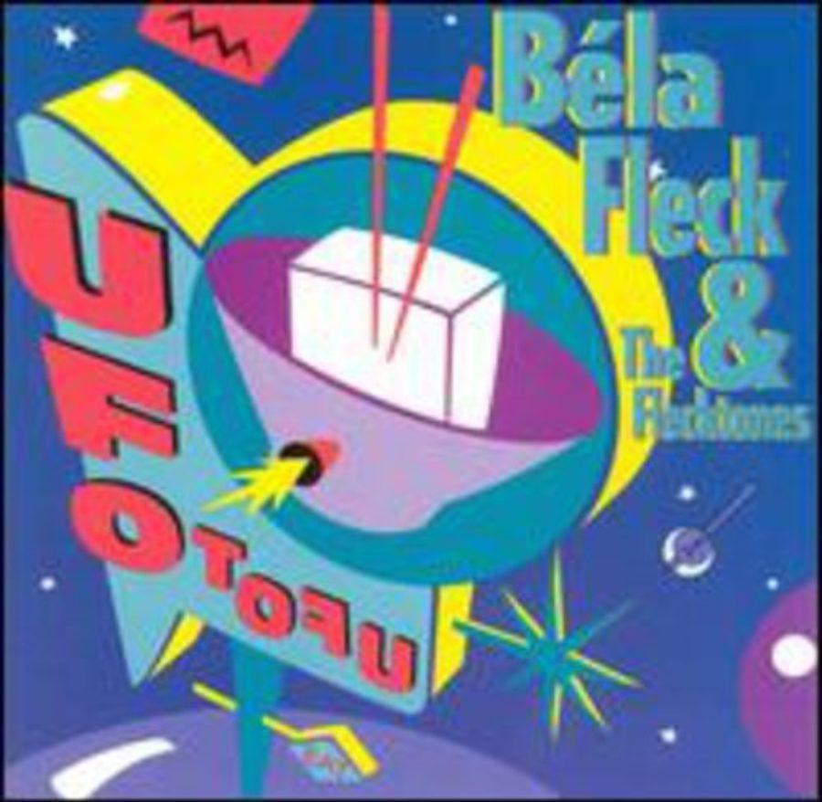 Cover of UFO TOFu