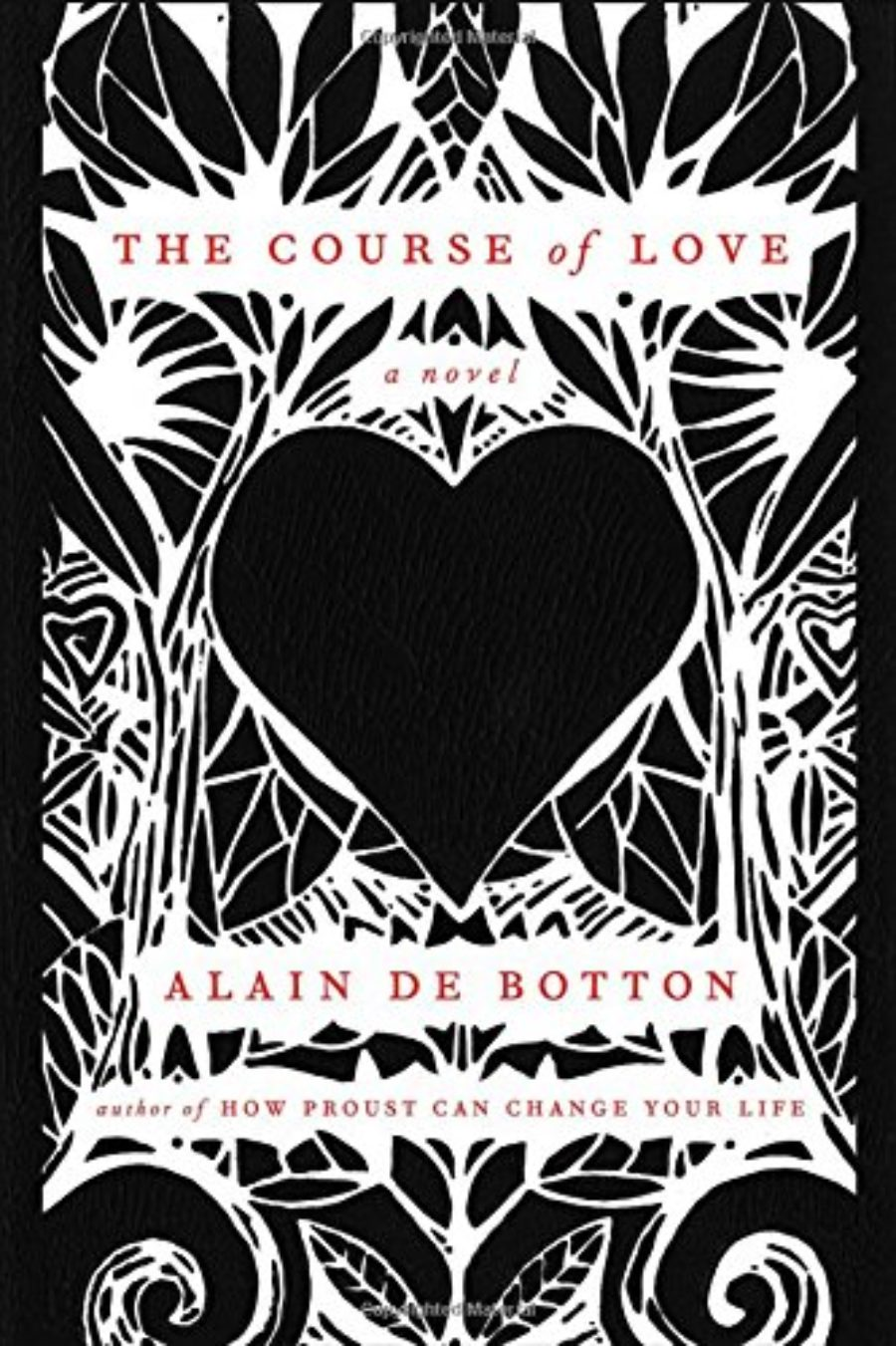 Cover of The Course of Love: A Novel