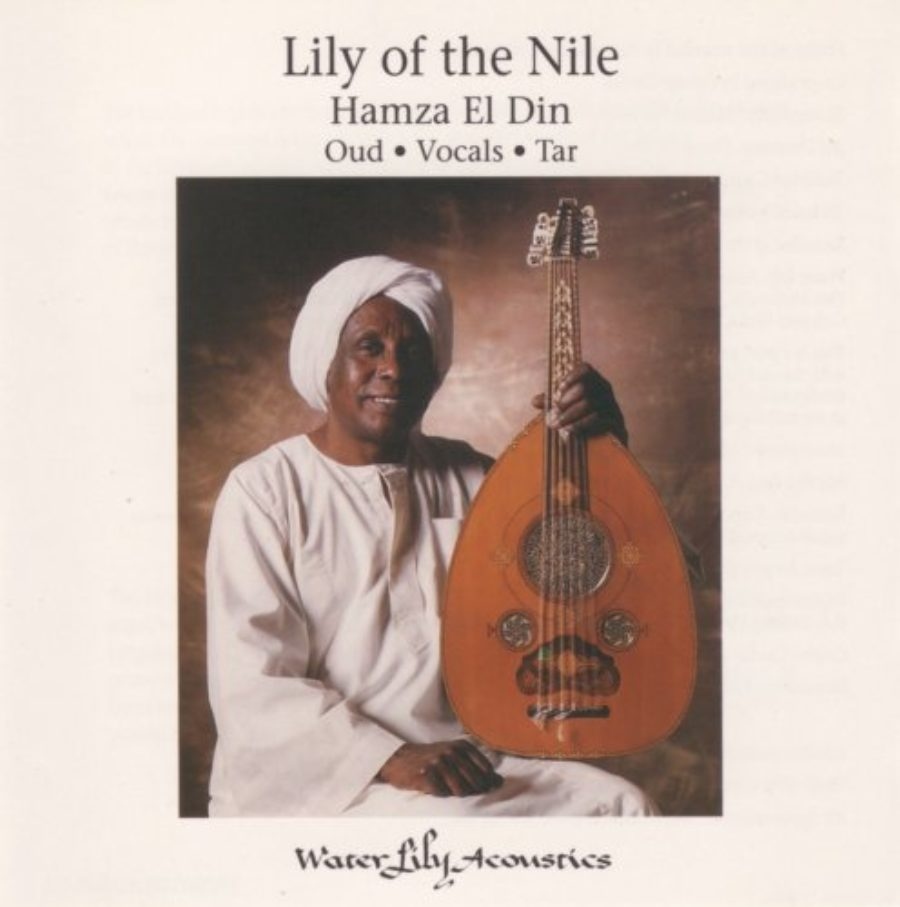 Cover of Lily of the Nile