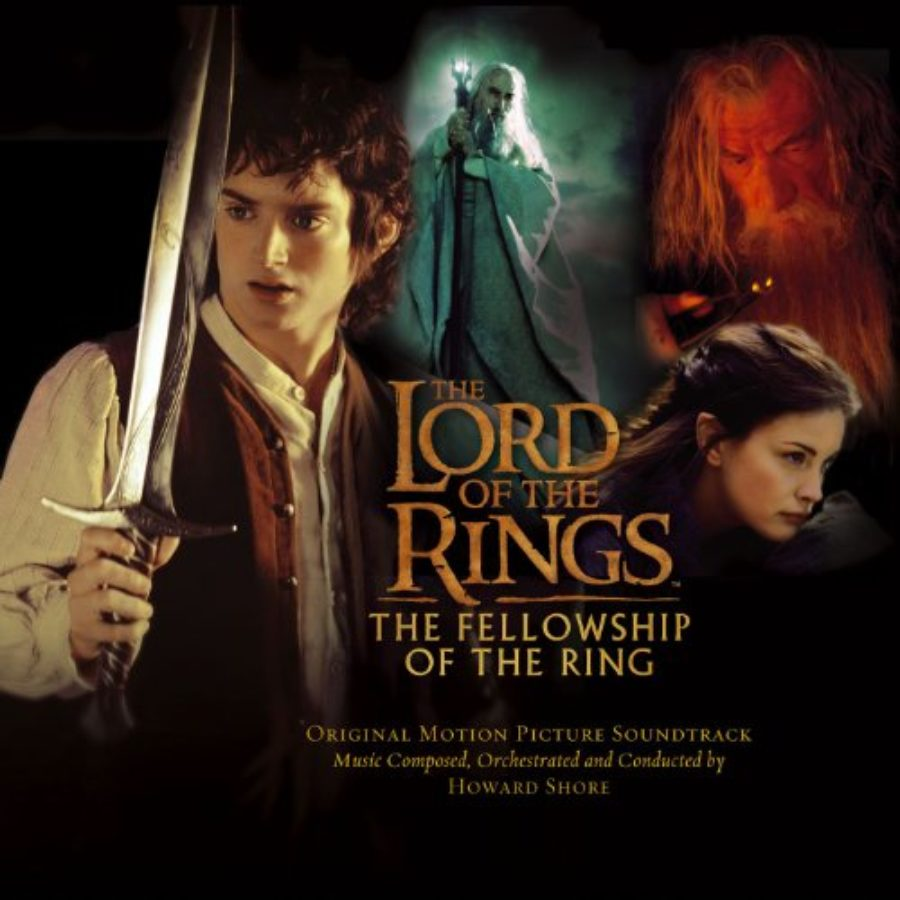 Cover of The Lord of the Rings: The Fellowship of the Ring