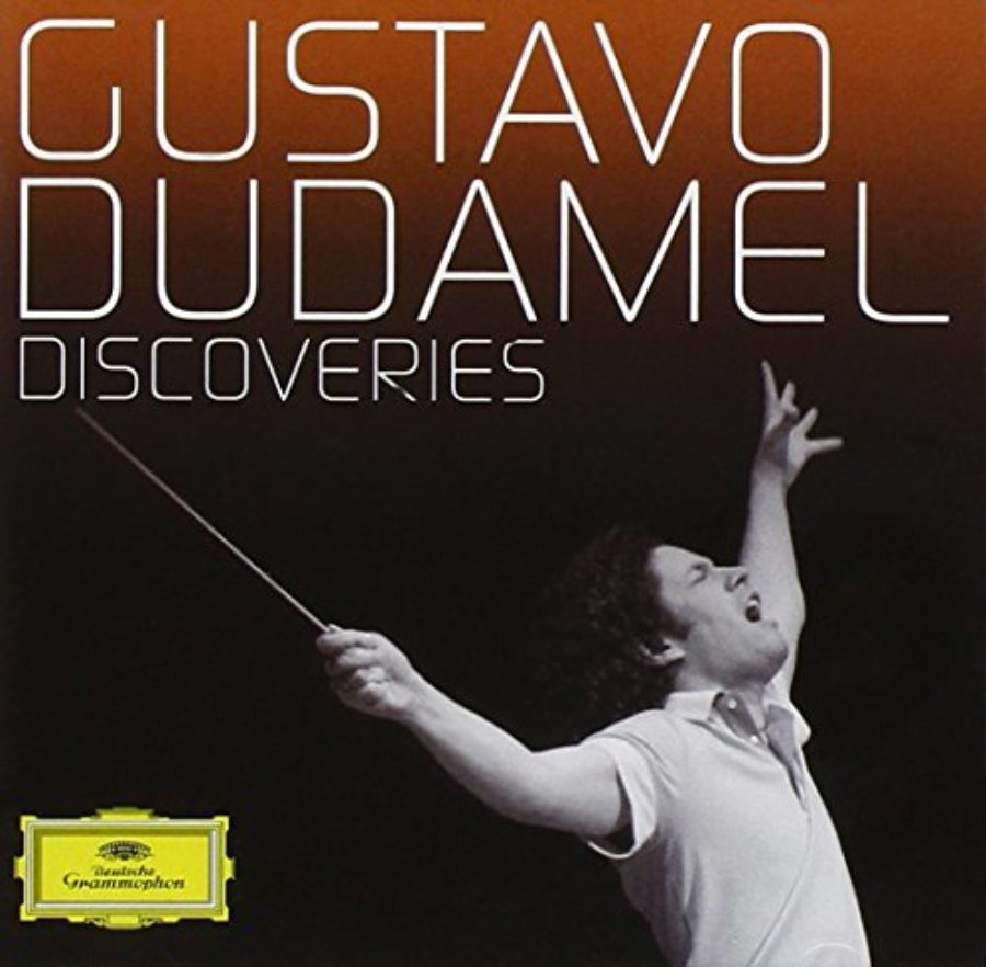 Cover of Dudamel Discoveries