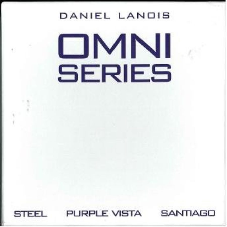 Cover of Omni Series Includes Steel, Purple Vista & Santiago