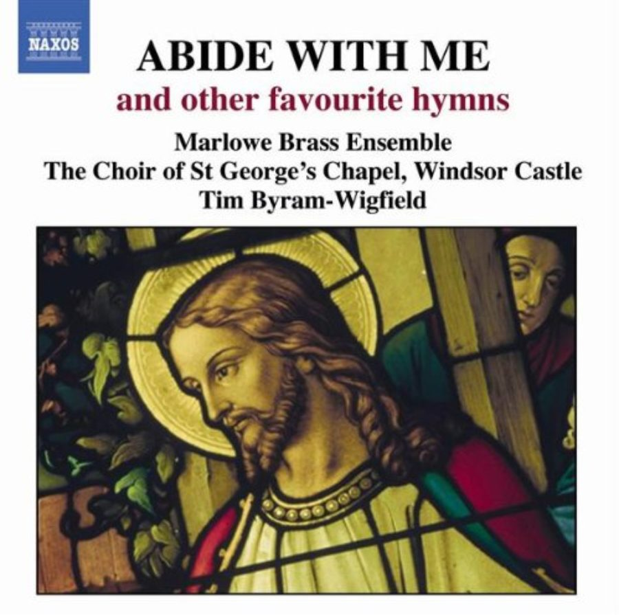 Cover of Abide with Me and other favourite hymns
