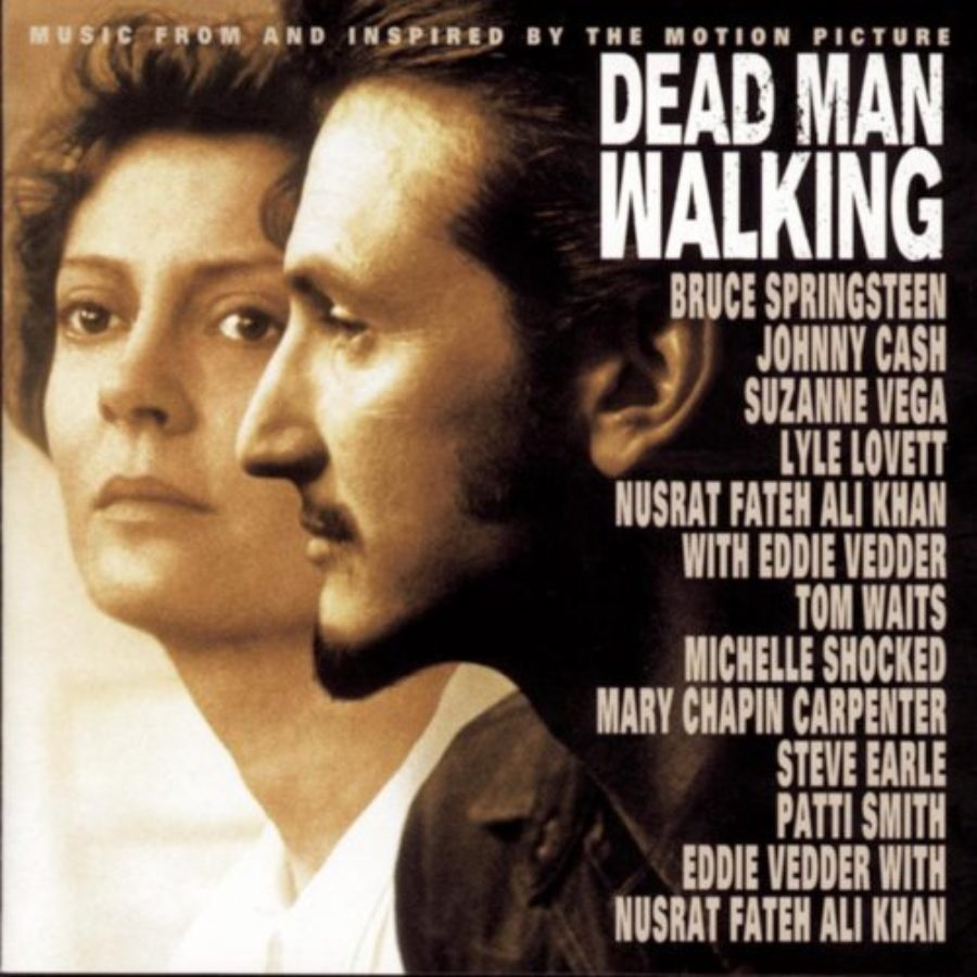 Cover of Dead Man Walking: Music From And Inspired By The Motion Picture- various artist