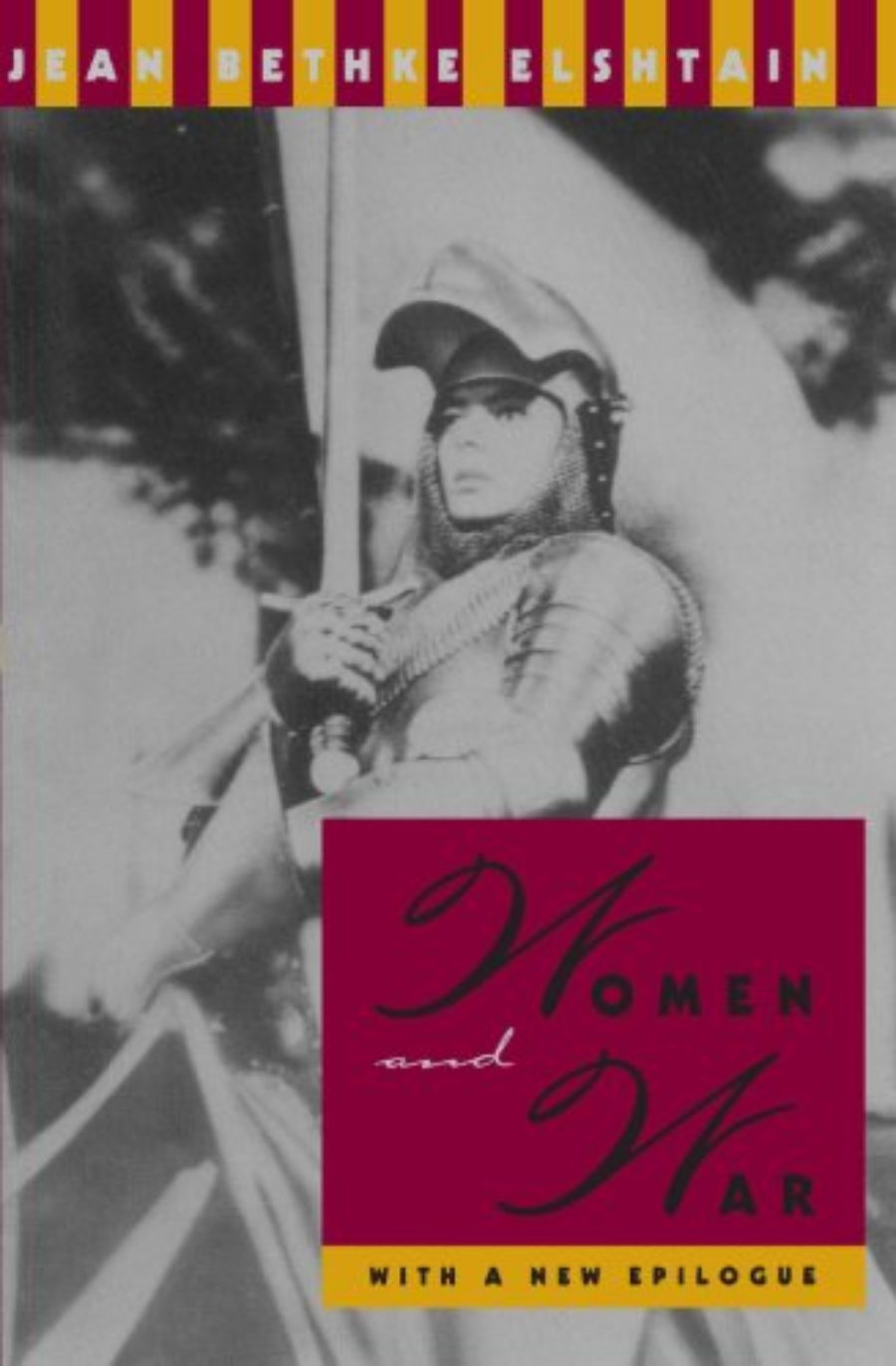 Cover of Women and War, with a new epilogue