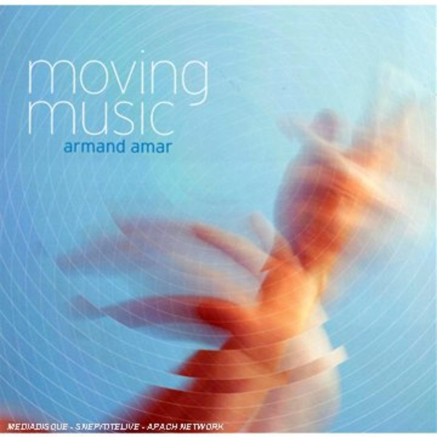 Cover of Armand Amar//Moving Music