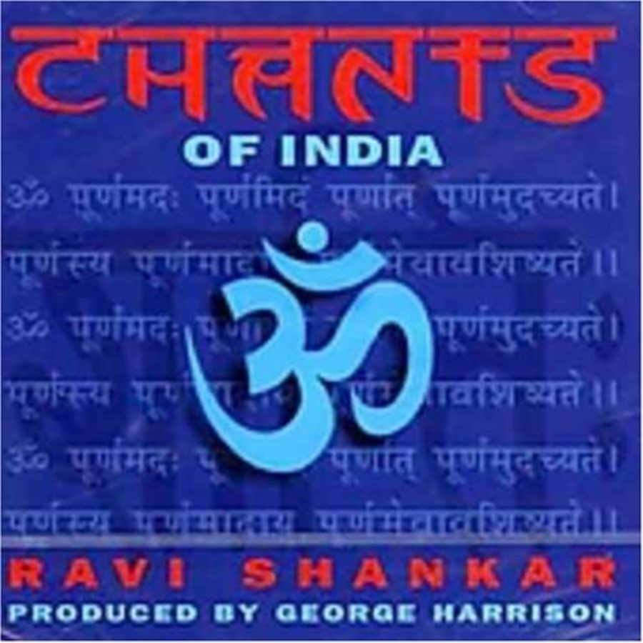 Cover of Chants of India