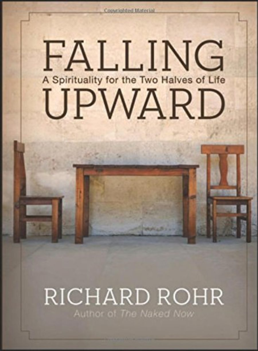 Cover of Falling Upward: A Spirituality for the Two Halves of Life