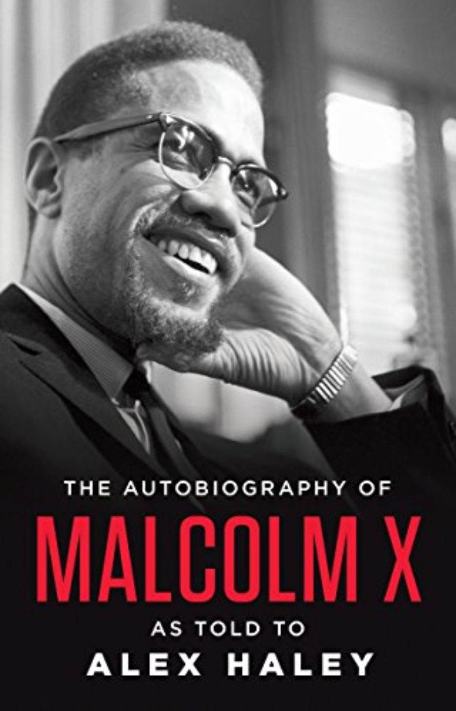 Cover of The Autobiography of Malcolm X (As Told to Alex Haley)
