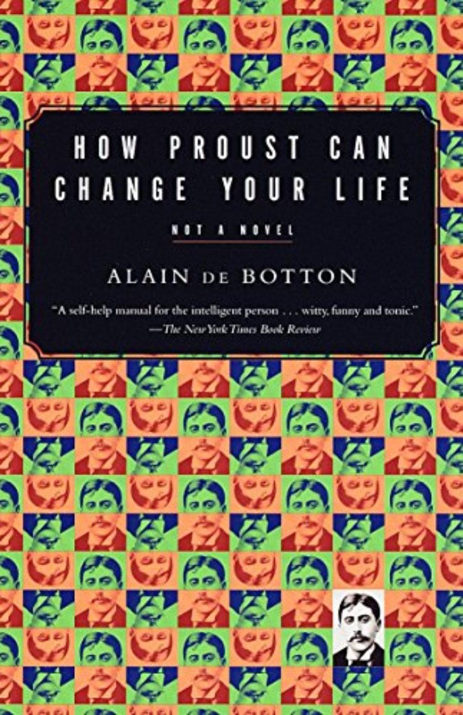 Cover of How Proust Can Change Your Life