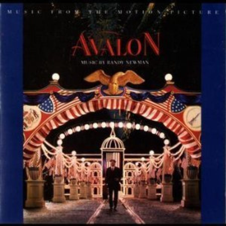 Cover of Avalon: Music From the Motion Picture