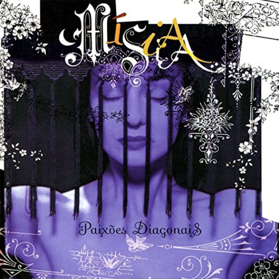 Cover of Paixoes Diagonais
