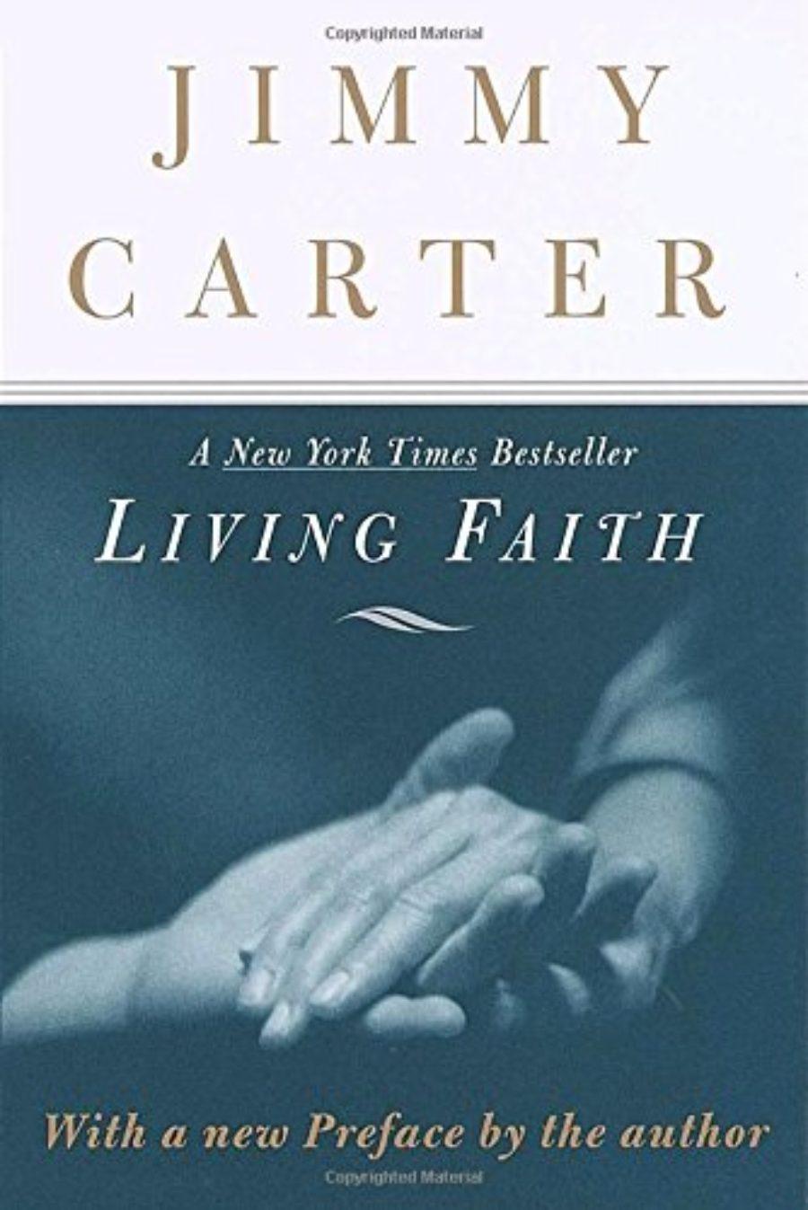 Cover of Living Faith