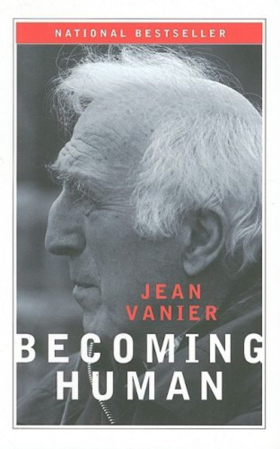 Cover of Becoming Human