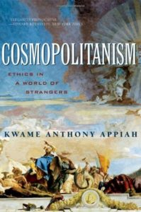 Cover of Cosmopolitanism: Ethics in a World of Strangers