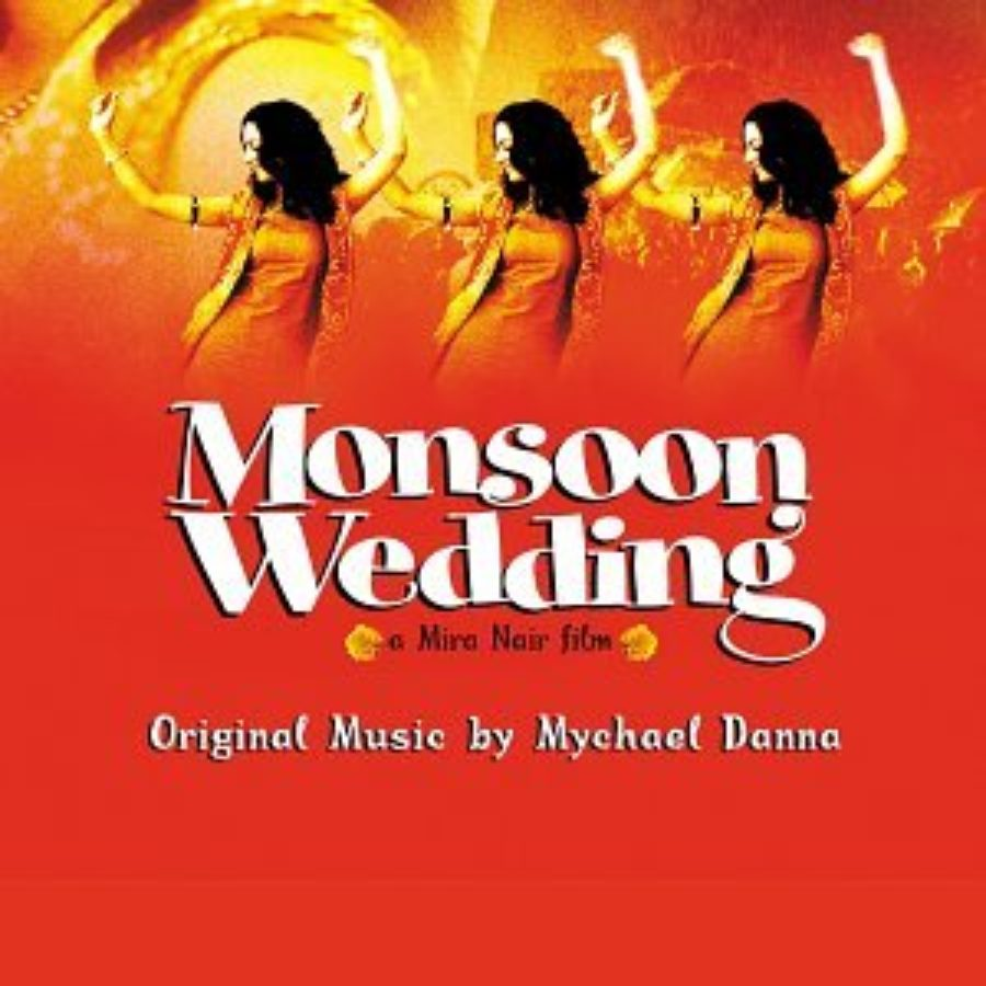 Cover of Monsoon Wedding (Score)