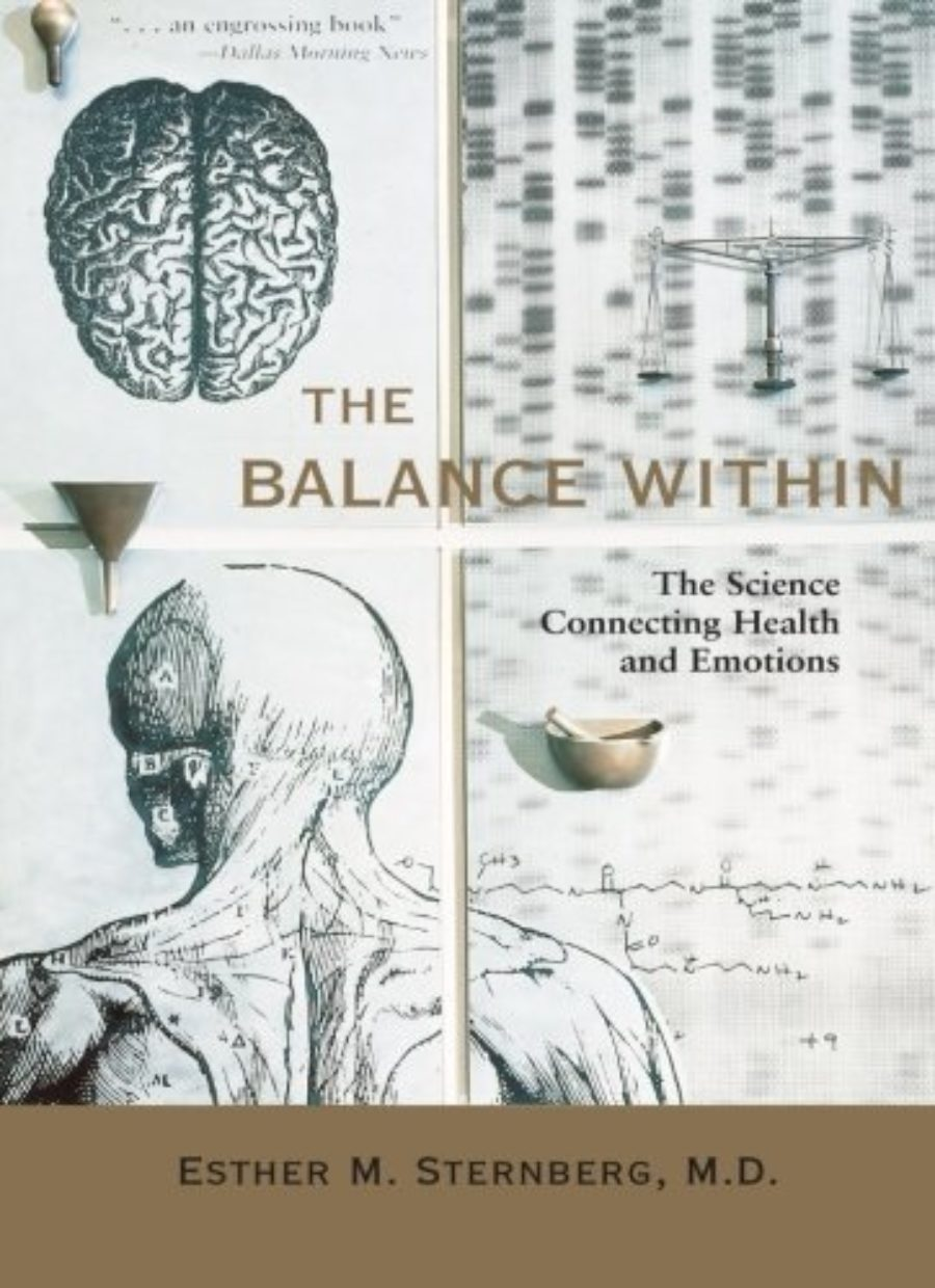 Cover of The Balance Within: The Science Connecting Health and Emotions