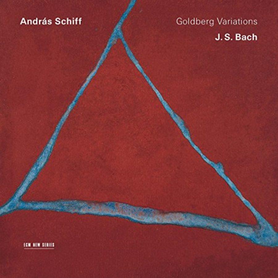 Cover of Bach: Goldberg Variations, BWV 988