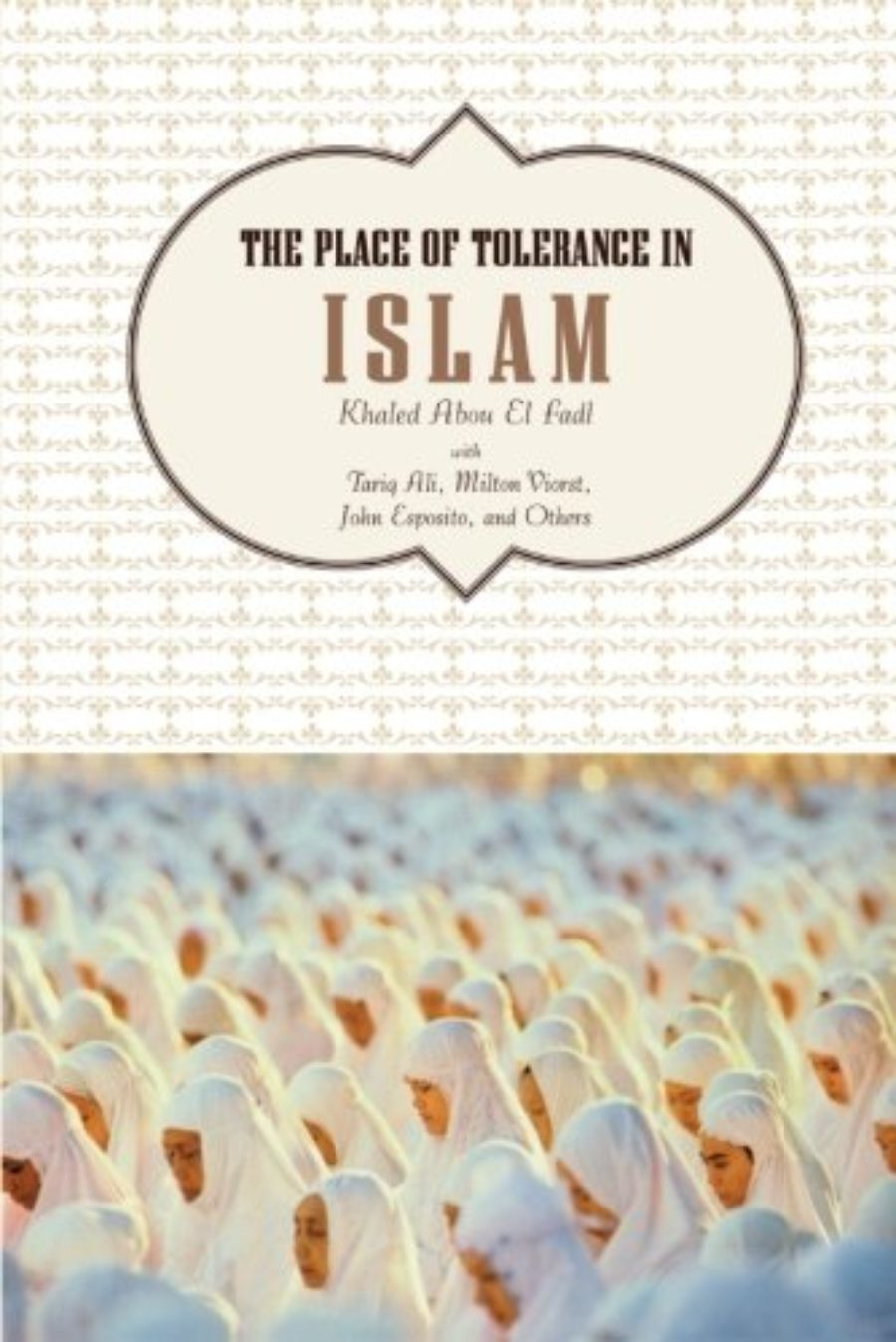Cover of The Place of Tolerance in Islam