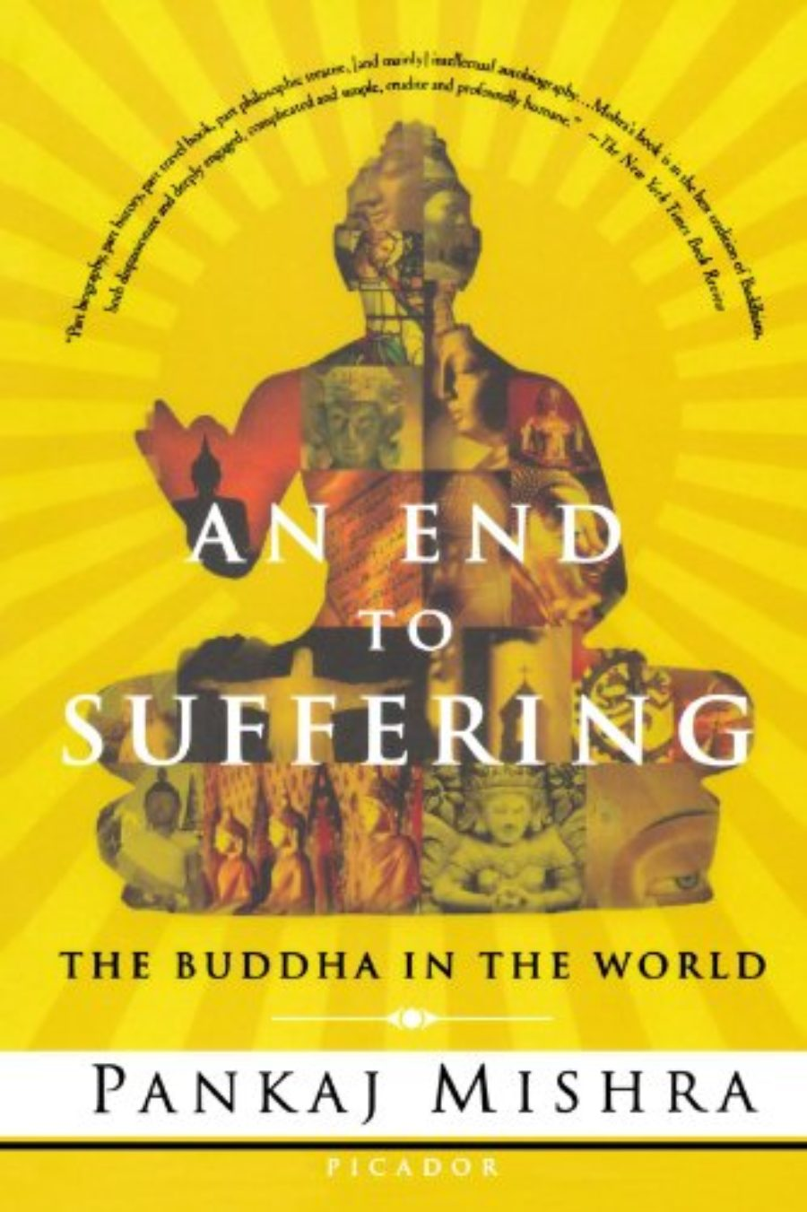 Cover of An End to Suffering: The Buddha in the World