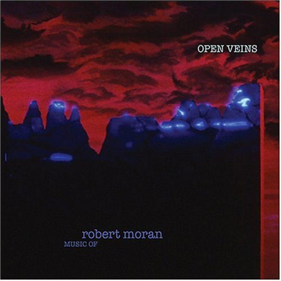 Cover of OPEN VEINS:MORAN