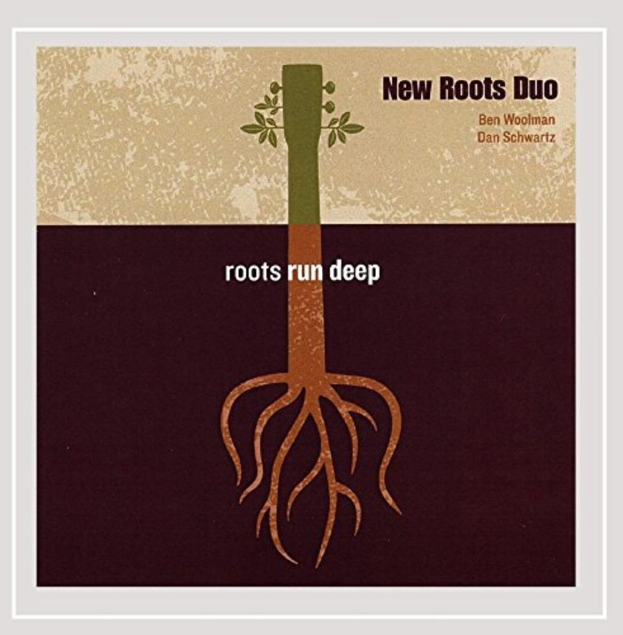 Cover of Roots Run Deep