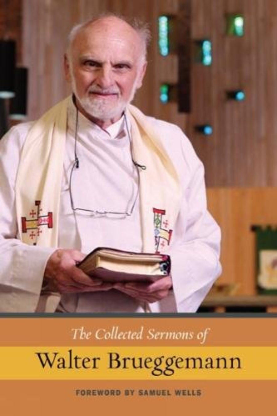 Cover of The Collected Sermons of Walter Brueggemann