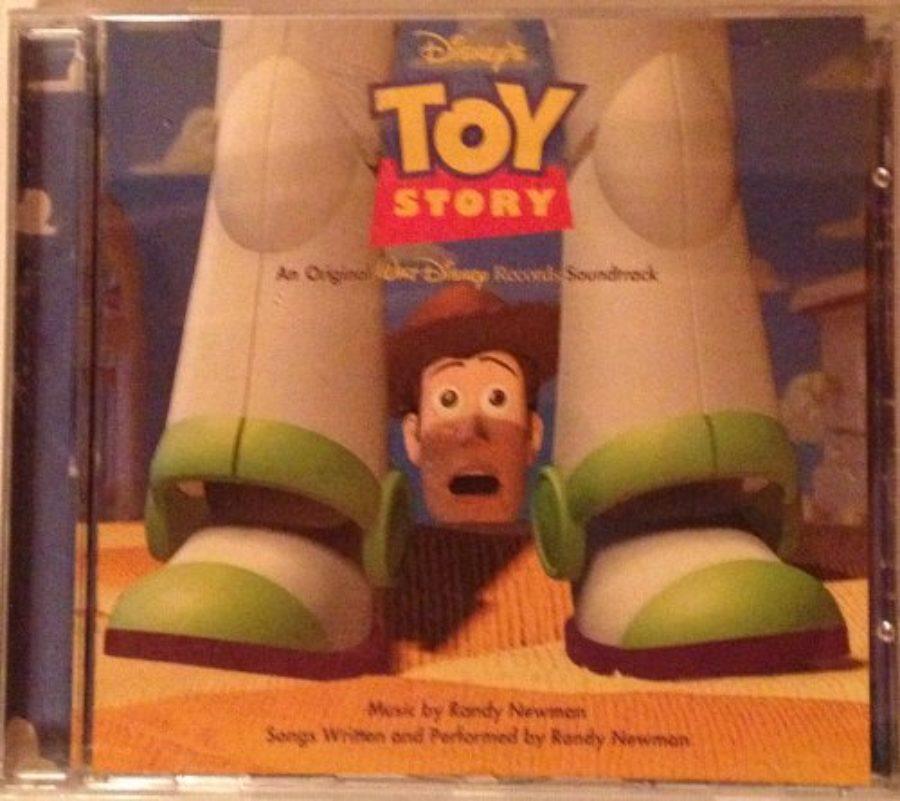 Cover of Toy Story Original Soundtrack