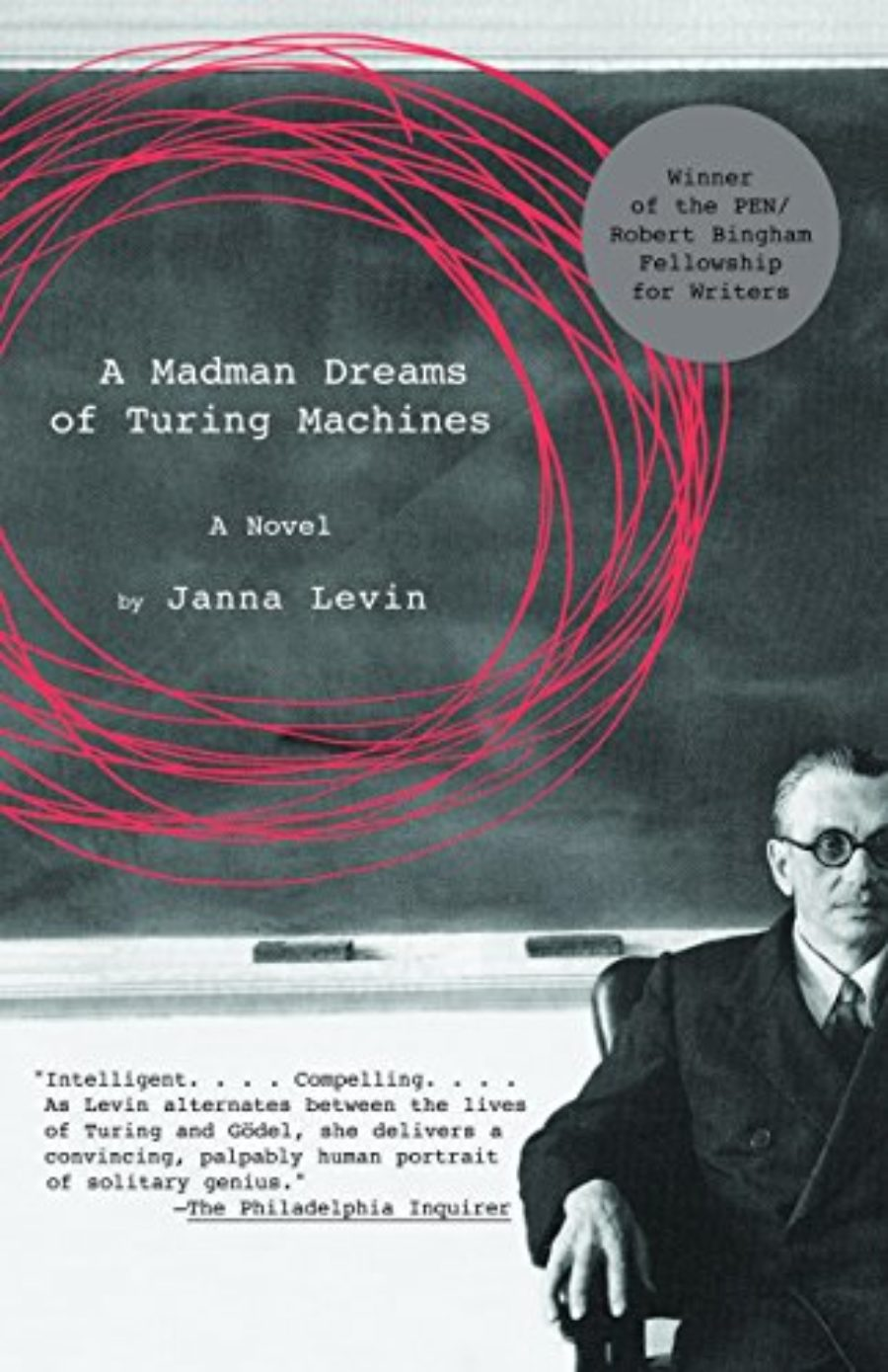 Cover of A Madman Dreams of Turing Machines