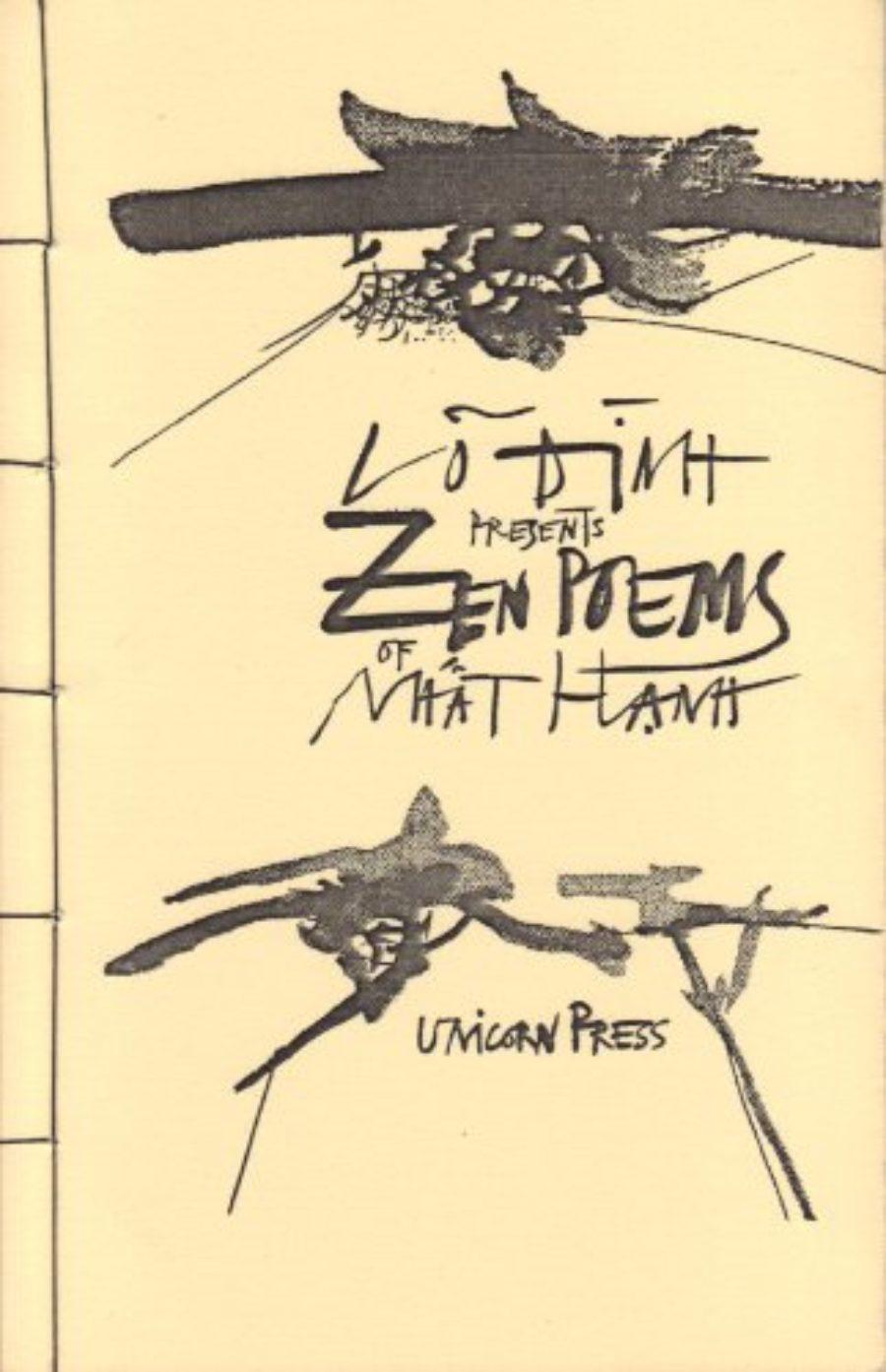 Cover of Zen Poems