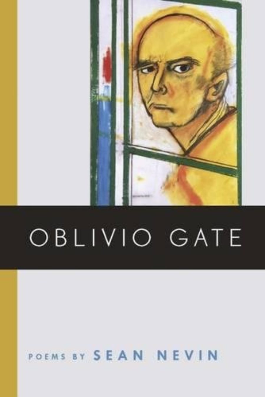 Cover of Oblivio Gate (Crab Orchard Series in Poetry)